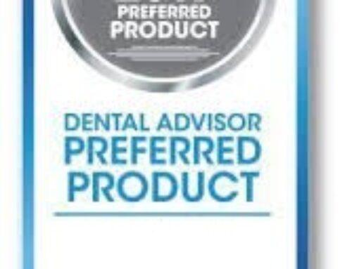 Whiteness Perfect: Dental Advisor Preferred Product for 2018 & 2019